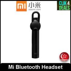 Imported Original Xiaomi Mi Bluetooth Headset Black White Dark Blue Xiaomi Cheap On Singapore