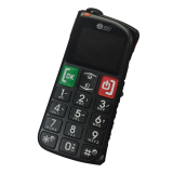 Cheapest Ino Simple 3G Senior Phone Red