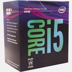 Intel Core i5-8400 Coffee Lake 6-Core 2.8 GHz (4.0 GHz Turbo) LGA 1151 (300 Series) 65W BX80684I58400 Desktop Processor Intel UHD Graphics 630