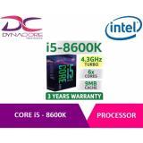 Compare Prices For Intel Core I5 8600K Coffee Lake 6 Core 3 6 Ghz 4 3 Ghz Turbo Lga 1151