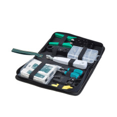 Cheapest Internet Network Cable Tester Wire Crimp Lan Rj45 Rj11 Cat5 Analyzer Tool Kit Online
