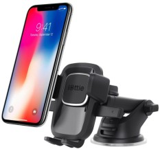 Review Iottie Easy One Touch 4 Dash Windshield Mount 1 Year Warranty Iottie On Singapore
