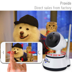 Price Ip Camera Wifi Wireless Smart Security Camera Micro Sd Network Rotatable Defender Home Telecam Hd Cctv Ios Pc Fh2A Hd 720P Intl Online China