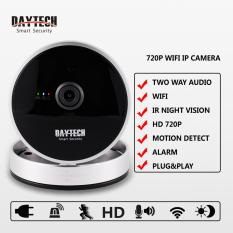 Sale Ip Wifi Camera Cctv Home Security Camera Wirelee Baby Monitor 720P Hd Ir Cut Infrared Night Vision Daytech Cheap