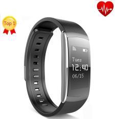 IP67 Waterproof Original IWOWNfit I6 PRO Smart Band Heart Rate Monitor Fitness Tracker - intl
