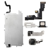 Price Comparisons Ipartsbuy 6 In 1 For Iphone 6 Lcd Repair Accessories Part Set Black Intl