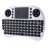Ipazzport Kp 810 21 I8 2 4Ghz Mini Wireless Qwerty Keyboard With Touchpad Mouse Intl Discount Code