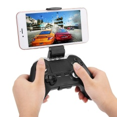 Ipega 9069 Wireless Bluetooth Gamepad With Touch Pad For Phone Tv For Android Ios Pc Tv Box Black Intl Promo Code