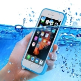 Price Comparisons Iphone 6S Plus Waterproof Case Ultra Slim Thin Light Under Water Full Baody Protection Ipx 6 Waterproof Shockproof Dust Snow Proof Case Cover For Iphone 6 6S 5 5 Inch