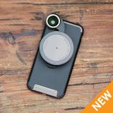 Iphone 7 8 4In1 Lens Kit Ztylus Rv3 Wide Angle Fisheye Cpl Close Up On Singapore
