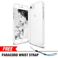 Best Price Iphone 7 Case Ringke Slim Laser Cutouts Pc Hard Cover Drop Protection Shock Absorption Technology For Apple Iphone 7 Frost White Intl