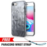 Coupon Iphone 8 Case Ringke Air Prism 3D Vogue Design Diamond Pattern Flexible Tpu Cover Dot Matrix Techonology For Apple Iphone 8 Intl
