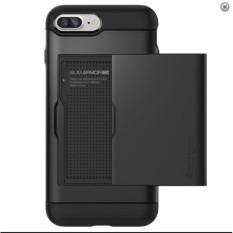 Buy Iphone 8 Plus Premium Quality Luxury Look Iphone8 Plus Apple Phone Case Cover Protective Shell Cool Black Oem Original
