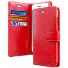 Review Iphone 8 Plus 7 Plus Goospery Blue Moon Diary Case Goospery