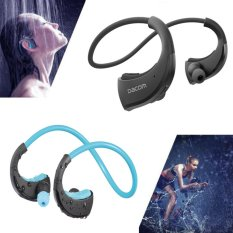 Best Price Ipx5 Waterproof Wireless Bluetooth In Ear Headphones Sports Earphone Ear Hook Running Headset With Mic Black