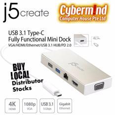 J5 Create Docking