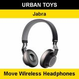 Jabra Move Wireless Headphones 2 Years Warranty By Jabra Singapore Ultra Light Comfortable Coal For Sale Online