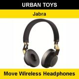 Recent Jabra Move Wireless Headphones 2 Years Warranty By Jabra Singapore Ultra Light Comfortable Gold