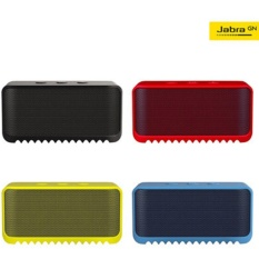 Retail Price Jabra Solemate Mini Bluetooth Speaker With Nfc Black Yellow Blue Red Colors 295G Full Range Speaker Bass Radiator 4Mm Mice ♡ Intl