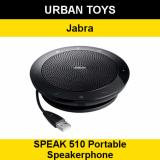 Buy Jabra Speak 510 Portable Speakerphone Singapore Seller 2 Years Warranty By Jabra Singapore Bluetooth Or Usb Connectivity Online