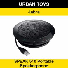 Deals For Jabra Speak 510 Portable Speakerphone Singapore Seller 2 Years Warranty By Jabra Singapore Bluetooth Or Usb Connectivity