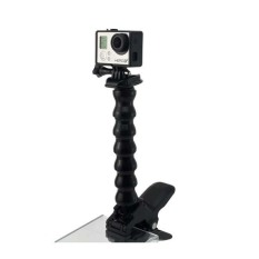 Buy Cheap Jaws Flex Clamp Mount Adjustable Neck For Sjcam Gopro
