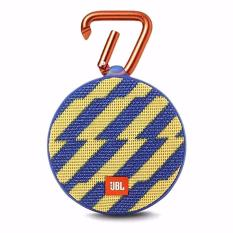 Buy Jbl Clip 2 Waterproof Bluetooth Speaker Mosaic Cheap On Singapore