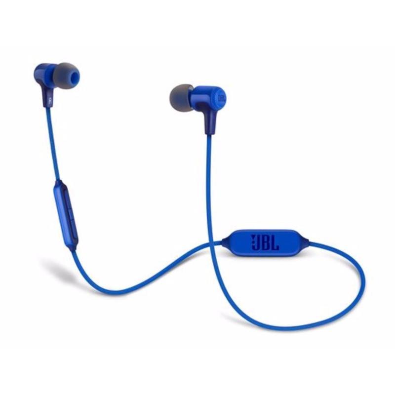 JBL E25BT Wireless In-Ear Headphones (BLUE) Singapore