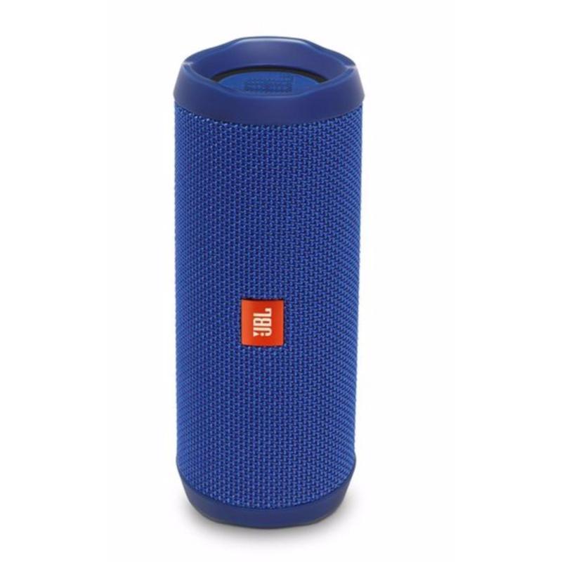 JBL Flip 4 Splashproof Portable Bluetooth Speaker (BLUE) Singapore