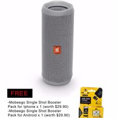 Jbl Flip 4 Waterproof Portable Bluetooth Speaker Free Gift Pack Worth 59 80 In Stock