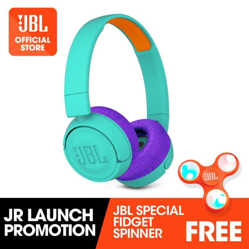 Jbl Jr300bt Kids Wireless On Ear Headphones Teal Singapore