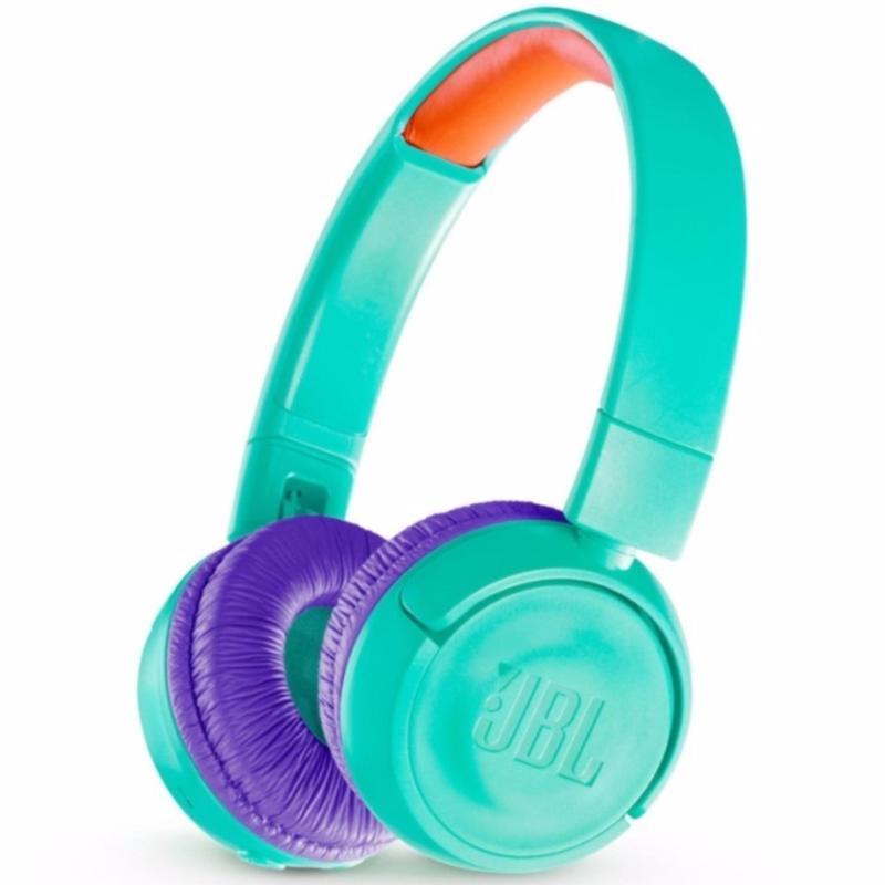 JBL JR300BT Uno Kids Wireless on-ear headphones (TEAL) Singapore