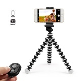 Price Jdm Octopus Style Portable And Adjustable Tripod Stand Holder For Iphone Cellphone Camera With Universal Clip And Remote Intl Jdm Online