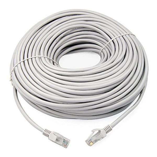 JinGle RJ45 CAT6 Network LAN Cable Ethernet UTP Patch Gigabit Cat 6 Lead (length:10m)