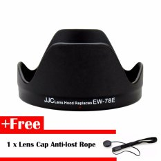 Sale Jjc Lens Hood Replacement Canon Ew 78E For Canon Ef S 15 85Mm F 3 5 5 6 Is Usm Lens Intl Jjc On Singapore