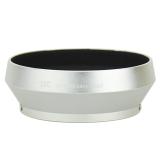 Discounted Jjc Lh J48B Silver Professional Lens Hood For Olympus 17Mm 1 8 Black Zuiko Lenses Replaces Olympus Lh 48B Intl