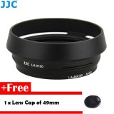 Jjc Lh Jx100 Metal Lens Hood Adapter Ring For Fujifilm Finepix X100 X100S X100T X100F X70 China