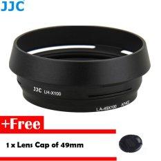 How To Buy Jjc Lh Jx100 Metal Lens Hood Adapter Ring For Fujifilm Finepix X100 X100S X100T X100F X70