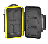 Buy Jjc Mc Xqdsd7 Water Resistant Holder Storage Memory Case Protector For 4 X Sd And 3 X Xqd Cards Intl Online