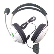Retail Join Headset Headphone Microphone For Xbox 360 Live Xbox360 Intl