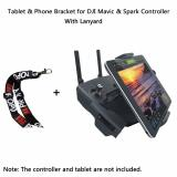 Joint Vcitory Aluminum Alloy Foldable Bracket Extender 4 12 Inches Tablet And Mobile Phone Stand Holder With Lanyard For Dji Mavic Air Pro And Dji Spark Remote Controller Free Shipping