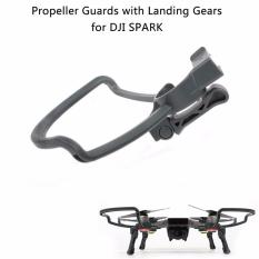 Where To Shop For Joint Victory Propeller Guards Protectors With Foldable Landing Gear Leg Extenders 2 In 1 Combo For Dji Spark Drone