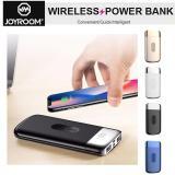 Sale Joyroom 10000Mah Wireless Charger Power Bank Powerbank Singapore