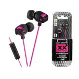 Sale Jvc Ha Fr201P In Ear Stereo Headphones Remote Mic Hafr201 Pink Genuine Intl Jvc Wholesaler