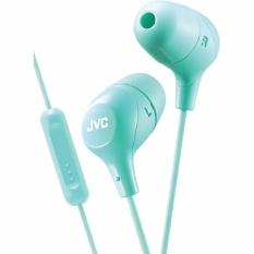 Who Sells The Cheapest Jvc Ha Fx38M G Marshmallow In Ear Headphones W Mic Hafx38M Green Intl Online