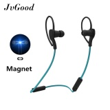Sale Jvgood Bluetooth Headphones Wireless Sports Earphones W Mic Hd Stereo Sweatproof Magnetic Earbuds For Gym Running Workout 8 Hour Battery Noise Cancelling Headsets Intl On China
