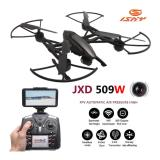 Sale Jxd 509W Fpv Wifi Set High Rc Quadcopter With Camera 2 4G 4Ch 6Axis Helicopter Headless Mode Drone Mobilephone Control Toy Export Jxd Branded