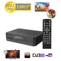 Sale K3 Digital Hd 1080P Mini Dvb T2 Tv Box Broadcast Convertor Receiver Hdmi Usb Av Intl Not Specified Wholesaler