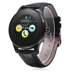 Review K88H Bluetooth 4 Smart Watch For Android And Ios Black Oem