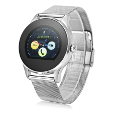 Buy K88H Bluetooth 4 Smart Watch For Android And Ios Silver Oem Cheap
